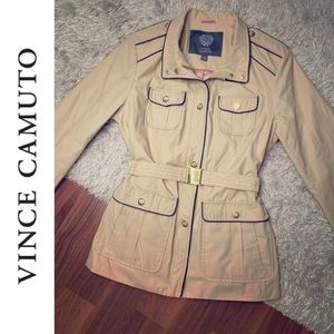 🌷Spring Clearance🌷🆕 Vince Camuto Gold Trench